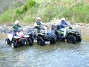 Quad Bike Rental is available near by